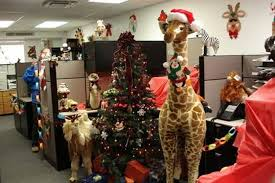 Winning Christmas Door Decorating Contest Ideas by Office Christmas Cube Decorating Ideas House Projects From Around