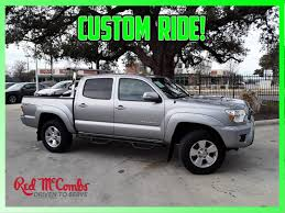 100 Used Toyota Tacoma Trucks For Sale PreOwned 2014 PreRunner Crew Cab Pickup In San