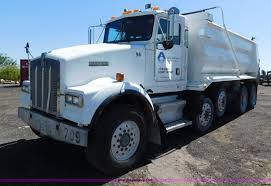 1996 Kenworth W900 Dump Truck   Item L5879   SOLD! July 14 C... Kenworth W900 Triaxle Dump Dipaolo Trucking Chris Flickr 2016 Truck 2008 Quad Axle For Sale By Online Auction 1984 Dump Truck Item Dd9361 Sold May 25 C Lot 1981 Kenworth 10 Yard Dump Truck Proxibid Auctions Blueprints Trucks V10 Mod American Simulator Mod Ats 2005 Ta Steel For Sale 2806 2012 Ayr On And Trailer