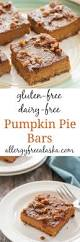 Libbys Pumpkin Oatmeal Bars by Gluten Free Dairy Free Pumpkin Pie Bars Allergy Free Alaska