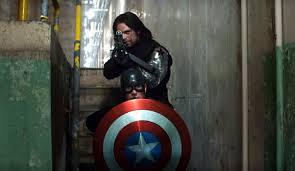Chris Evans And Sebastian Stan Surprise Fans At Captain America Civil War Screening