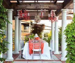 Crawfish Boil Decorations In Houston by Marie Flanigan Interiors