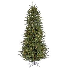 9 Ft Slim Christmas Tree Prelit by Lighted Artificial Christmas Trees 8 10 Ft Christmas Trees