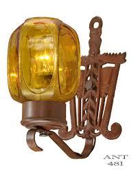 vintage hardware lighting