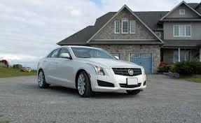 2013 Cadillac ATS 2 5L Review Car Reviews