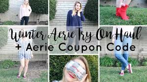 Winter Aerie Try On Haul And AERIE COUPON CODE | Megan Acuna The American Eagle Credit Cards Worth Signing Up For 2019 Everything You Need To Know About Online Coupon Codes Aerie Reddit Ergo Grips Coupon Code Foot Locker Employee Online Plugin Chrome Cssroads Auto Spa Coupons Codes 2018 Chase 125 Dollars How Do I Get Pink In The Mail Harbor Freight Tie Cncpts Elephant Bar September Eagle 25 Off Armani Aftershave Balm August Ragnarok 2 How