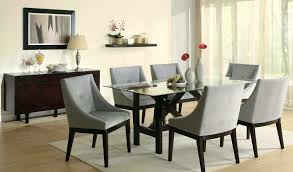 Contemporary Formal Dining Room Sets Modern Awesome Ideas Six Grey Chair
