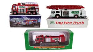 100 Emergency Truck Hess Combo Set Rays Hess Toy S