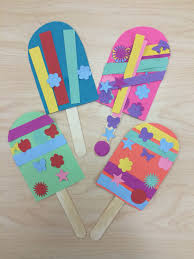 8 Summer Popsicle Stick Crafts