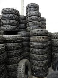 37x12.5R16.5 Goodyear Wrangler New - Vrakking Tires