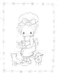 Betsy Clark Coloring Book Hallmark