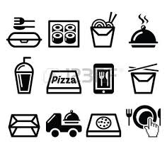Lunch Box Clipart Black And White 11
