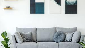 wohnzimmer wandgestaltung geniale ideen für stylische wände