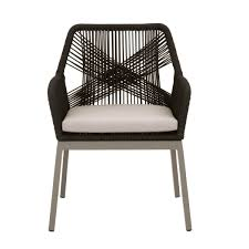 Star International Wicker Loom Outdoor Dining Arm Chair In Black, Smoke  Grey - Set Of 2 Bainbridge Ding Arm Chair Montecito 25011 Gray All Weather Wicker Solano Outdoor Patio Armchair Endeavor Rattan Mexico 7 Piece Setting With Chairs Source Chloe Espresso White Sc2207163ewesp Streeter Synthetic Obi With Teak Legs Outsunny Coffee Brown 2pack Modway Eei3561grywhi Aura Set Of 2 Two Hampton Pebble