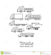Hand Drawn Doodle Truck Set. Vector Illustration. Isolated Elements ... Doodle Truck Iphone App Review Youtube Vehicle Service Delivery Transport Vector Illustration Tractor With A Farm And Trees Fence Rooster Stock Art More Images Of Backgrounds 487512900 Truck Doodle Drawing Hchjjl 82428922 Airport Stair Helicopter Fun Iosandroid Tablet Hd Gameplay 317757446 Shutterstock Stock Vector Travel 50647601