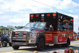 100 Black Fire Truck Vote NoMalley August 2014