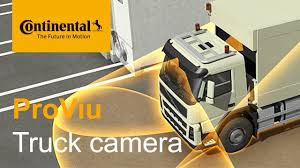 100 Camera Truck ProViu ASL360 Degree Truck Camera System Continental Automotive