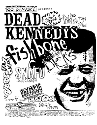 Dead Kennedys Halloween by Dec 13 1985 Olympic Auditorium Los Angeles Dead Kennedys