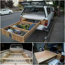 25 unique Truck bed drawers ideas on Pinterest