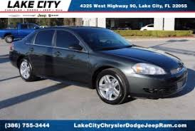 Used Chevrolet Impala for Sale in Gainesville FL