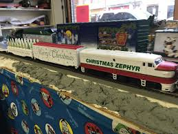 Christmas Tree Shop Woodland Park Nj by Big Little Railroad Shop In Somerville Helps Families Maintain
