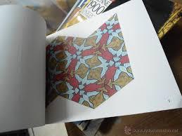 Libros De Segunda Mano Libro MC Escher Kaleidozyklen Ed Taco Escrito En Aleman Art