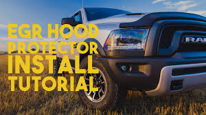 EGR Hood Protector: RAM 1500 Install Tutorial - YouTube Pet 330 Hood Shield Bug Deflector Deflectors Lund Defender 3 Piece Bug Shield Ford F150 Forum Community Of Lvadosierracom Silverado Partsaccsories Volvo Trucks Deflector By Jungsoo Choi At Coroflotcom Gmc Sierra 1500 Tint Generaloff Topic Gmtruckscom Amazoncom Auto Ventshade 22049 Bugflector Dark Smoke 082012 Scion Xb Egr Superguard 308991 Dieters Weathertech How To Install A Blains Farm Fleet Blog Belmor 763020011 Bullet Aeroshield Series Clear Avs Aeroskin Fast Facts Youtube