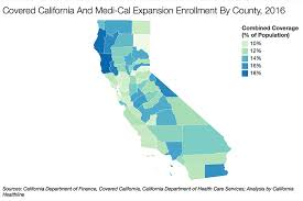 How Would Repeal Of The ACA Affect Californians Health Coverage