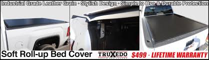 100 Truck Bed Covers Roll Up Truxedo Lo Pro Tonneau Soft Cover For