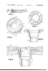 Zurn Floor Sink Covers by Patent Us4146939 Drain Fitting For Pre Formed Or Pre Assembled