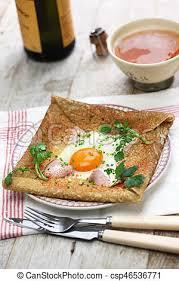 cuisine crepe galette sarrasin buckwheat crepe cuisine picture