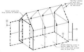 pvc greenhouse plans free plans diy free download free mission end
