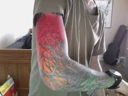 Nature Arm Tattoos For Guys
