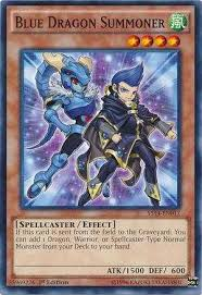 blue summoner deck and rulings yugioh duel links gamea