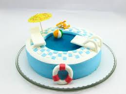 rezept swimming pool torte pool torte pool cake swimming pool cake