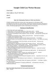 child care resume sle http jobresumesle 1157 child