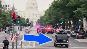 The Presidential Motorcade Has A New Mysterious And Sinister Looking ...