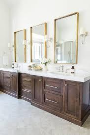 Restoration Hardware Mirrored Bath Accessories by Restoration Hardware Metal Brass Dovetail Mirror Design Ideas