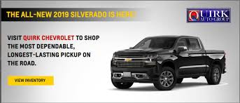 Chevy Dealership In Bangor, Maine | Quirk Chevrolet Of Bangor