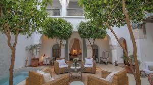fotos der villa riad idoine in marrakesch villa marrakech