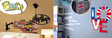 stickers chambre ado stickers muraux des déco originales avec des autocollants des