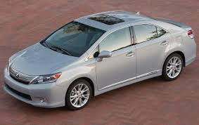 Used 2011 Lexus HS 250h for sale Pricing & Features