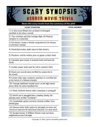 Scary Halloween Riddles And Answers by Halloween Party Games For Children And Adults Trivia