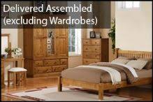 Solid Pine Bedroom Furniture