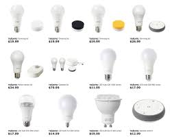 ikea launches iphone connected smart home bulbs sensors but no