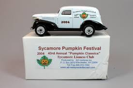 Sycamore Pumpkin Fest Flag by Sf0399 Model Details Matchbox University