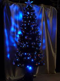Fiber Optic Led Christmas Tree 6ft by Fibre Optic U0026 Led Christmas Trees 6ft Fibre Optic Tree U0026 Blue Led U0027s