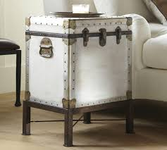 Ludlow Trunk Side Table | Pottery Barn AU Fniture Trunk End Tables Wicker Pottery Barn Coffee Vintage Table Cart 11090p Thippo Introducing Kaplan Youtube Living Room Medium With Brown For 1000 Ideas About Tray Pavillion Home Designs Rustic I Just Want My House To Look Like The Pink Tumbleweed Splendid Tanner Round Loon