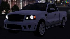 Fresh-Prince Creations - Sims 3 - 2008 Saleen S331 Sport Truck
