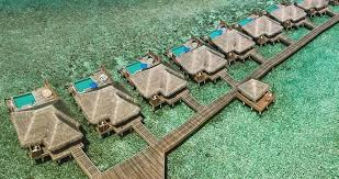 100 Dusit Thani Maldives Ocean Villa With Pool At Water Villas